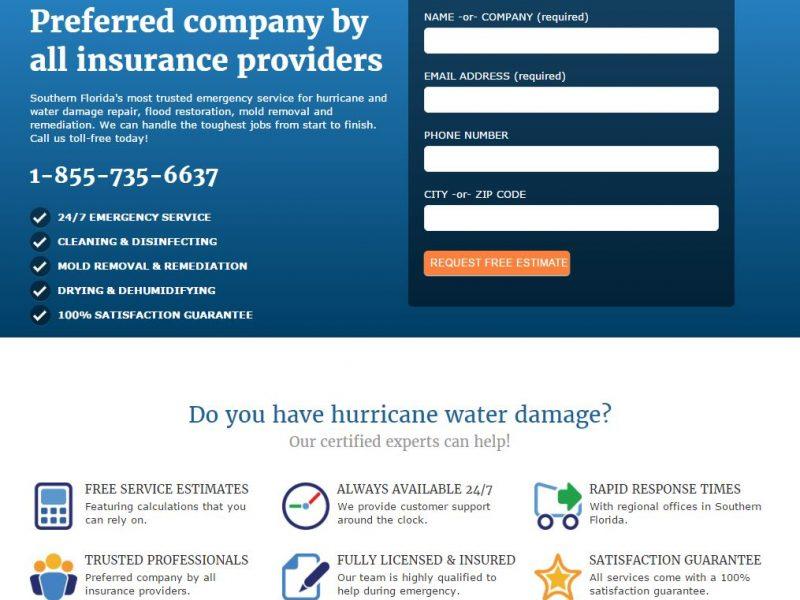 Adwords Website Design scr1