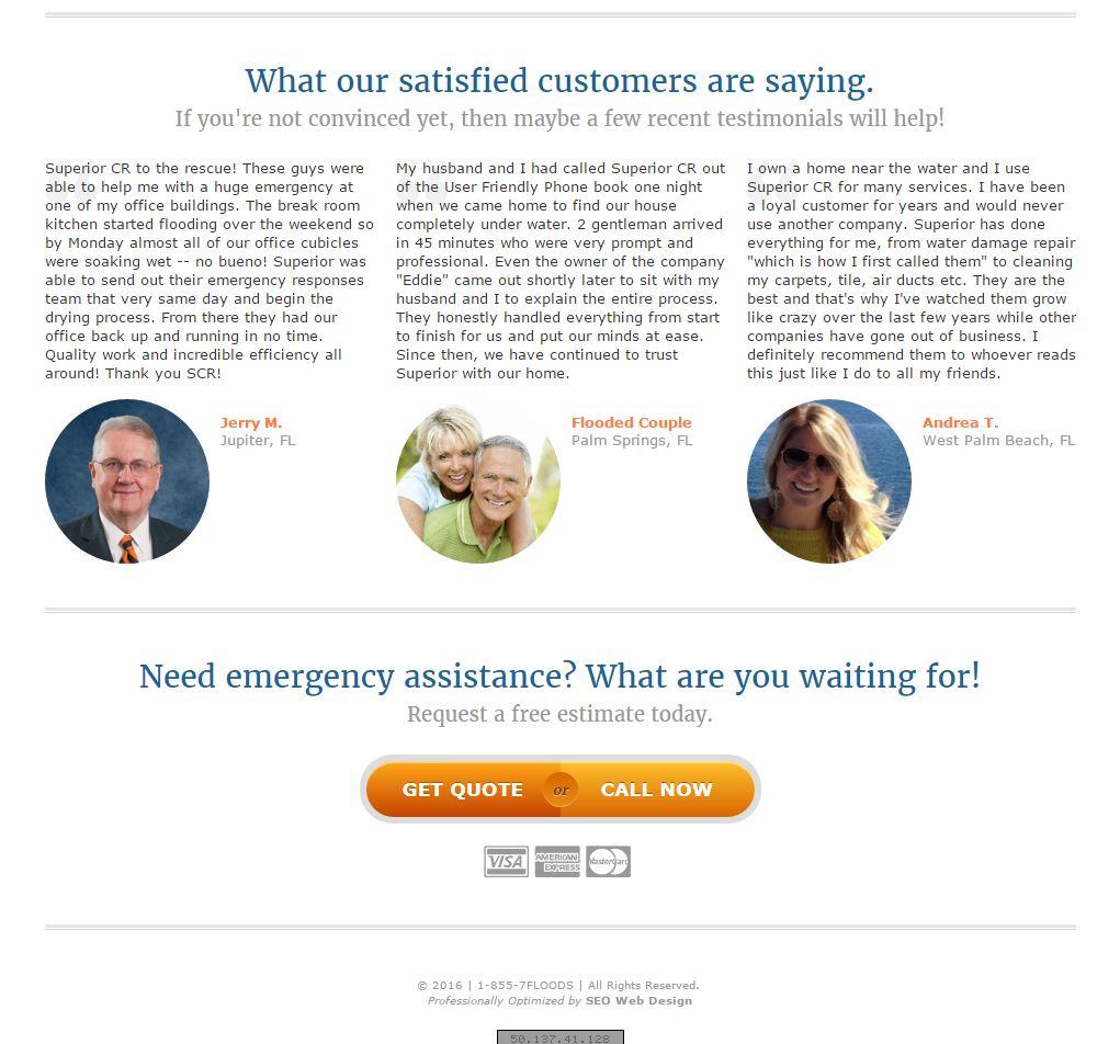 Adwords Website Design scr3