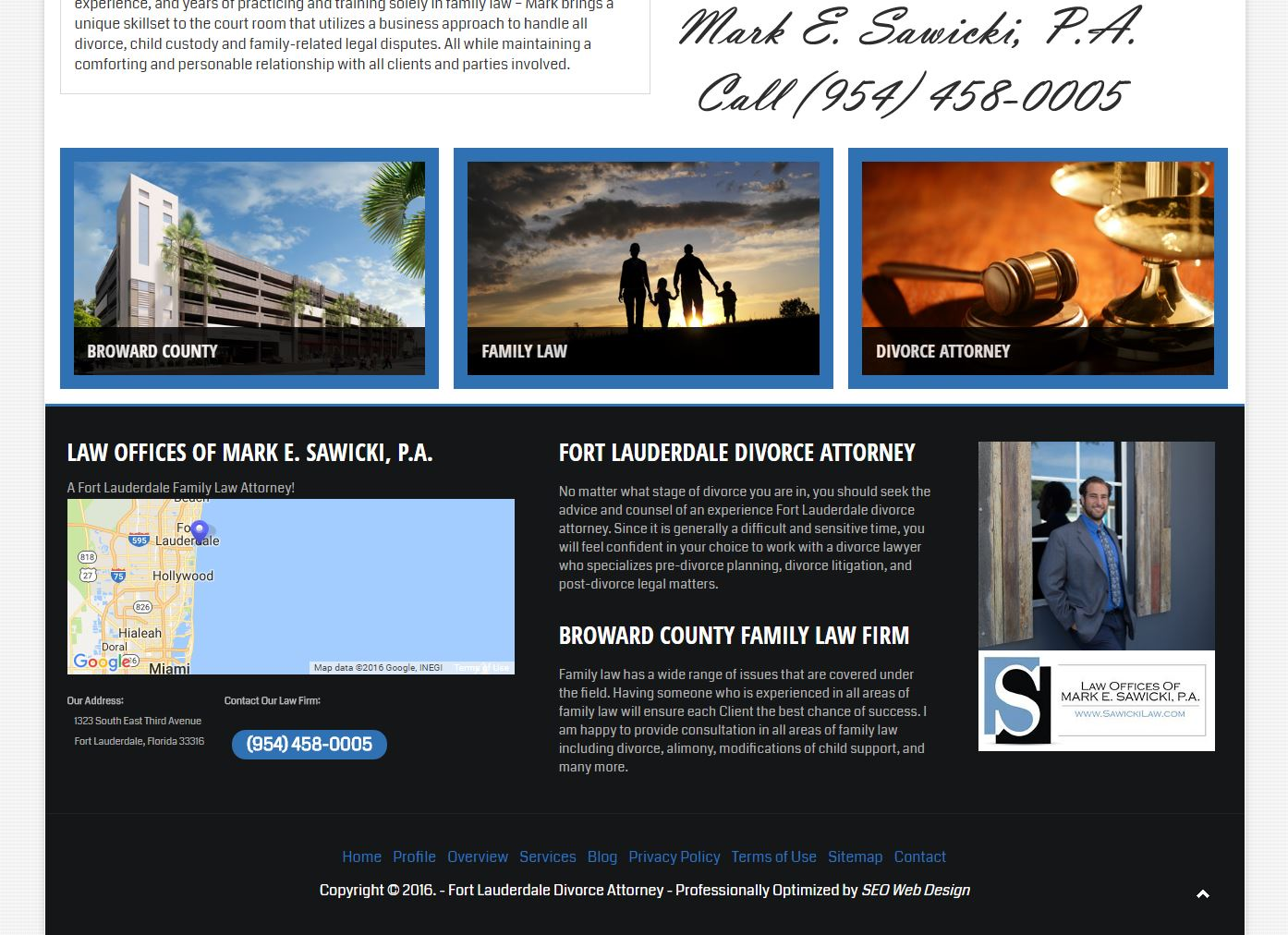 Attorney Website Design sl2