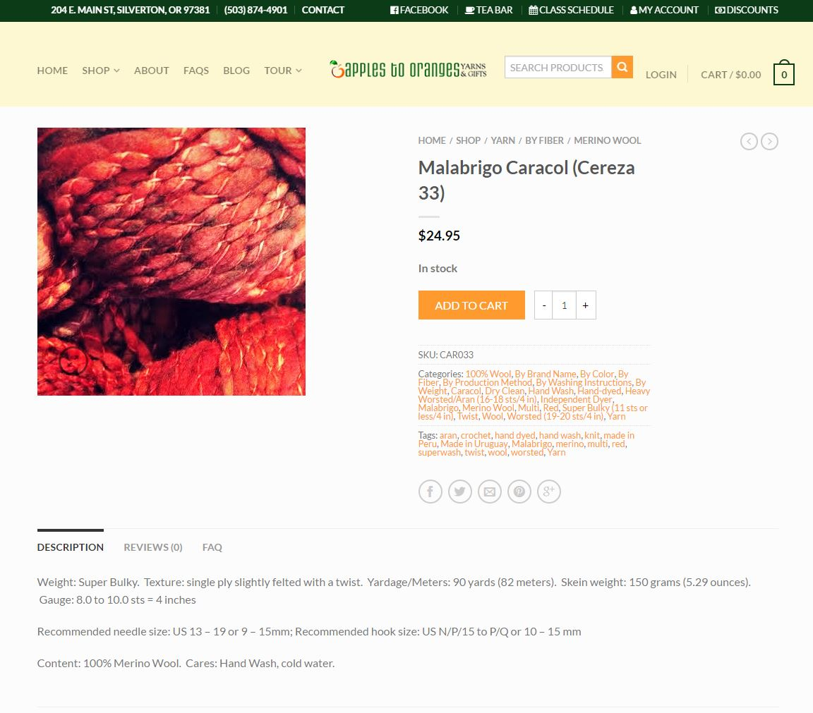 E-commerce Website Design a2o3
