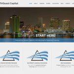 Finance Website Design tqc1