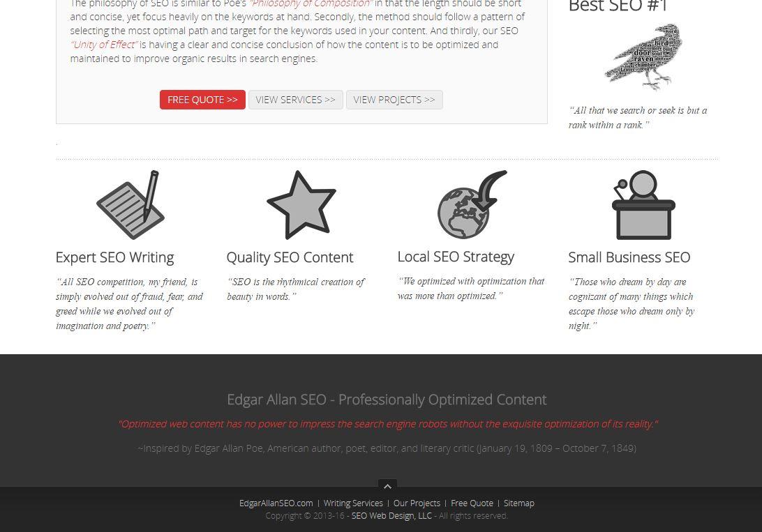 SEO Website Design easeo2