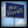 Silverton Mini Storage Road Sign Logo