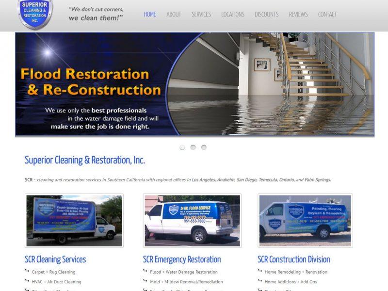 Live Portfolio – SEO Web Design, LLC