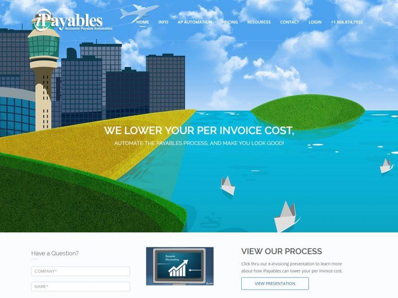 Business Website Design ip1