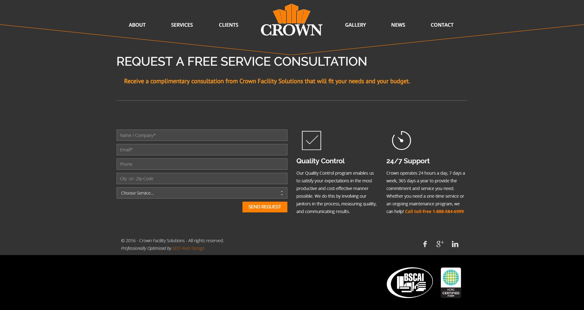 Contractor Website Design cfs3