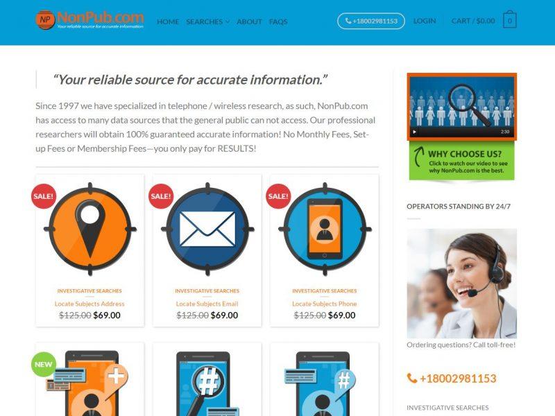 E-commerce Website Design np1