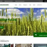 Industrial Website Design rm1