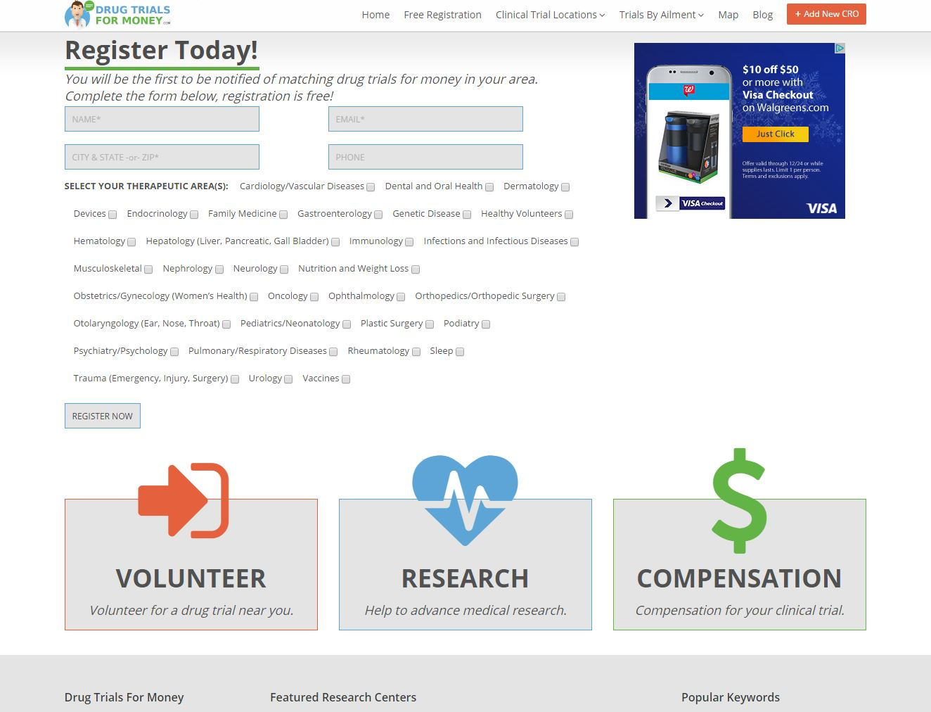 Medical Website Design dtfm3
